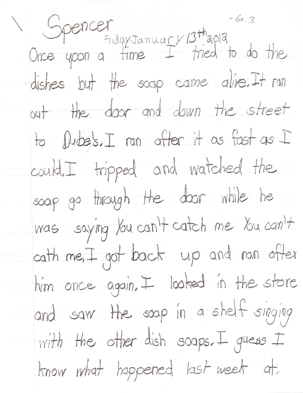 of writing topics elementary story starters for writing printable ...
